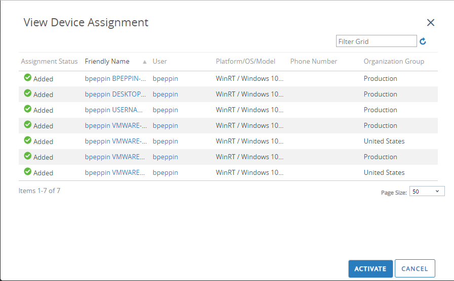 How to deploy a PowerShell script with Workspace ONE