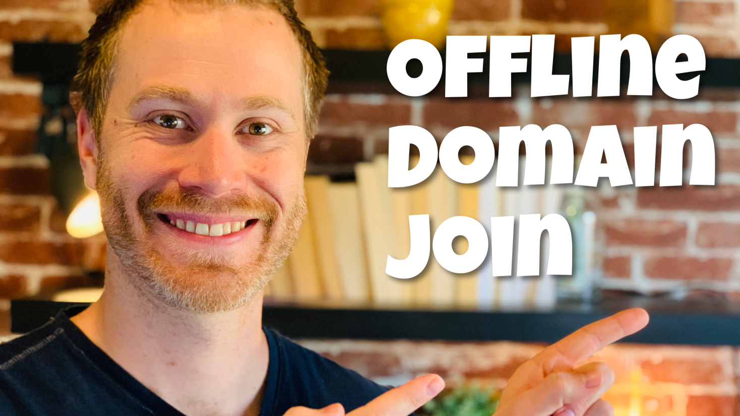 How to Deploy Offline Domain Join with Workspace ONE